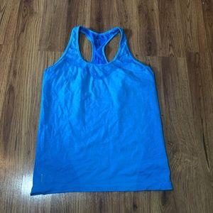 Champion Blue Workout Tank